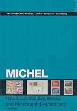 Michel Handbuch - Katalog Blocks und Kleinbogen Deutschland, 1. Auflage