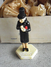 Vintage Sebastian Miniature Figurine - Scrooge 6112 in Box