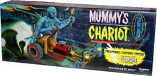 discontinued aurora polar lights mummys chariot glow model kit new in the box