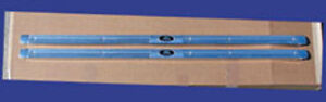 1961-64 Impala Buick Pontiac Olds Full-size 2-door Sill Plates NEW! USA-made