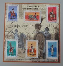 France 2004 bloc 72 neuf luxe ** BF 72 YT 3679/3684 cote 10 euros