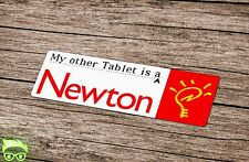 NEW | 1x STICKER My Other Tablet Is a Newton Apple MessagePad | Premium Quality