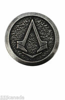 Assassins Creed Syndicate Official Metal Pin - NEW - Ezio Unity Rogue Origins