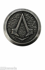 Assassins Creed Syndicate Official Metal Pin - NEW - Connor Ezio Unity Rogue