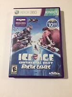 Ice Age: Continental Drift - Arctic Games (Microsoft Xbox 360, 2012) Complete