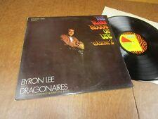 BYRON LEE and the DRAGONAIRES  JAMAICA, REGGAE, FUNK SOUL,VINYL RECORD  g3157