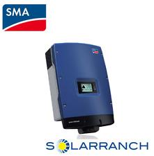 SMA Sunny Tripower 10000 TL-20 Solar Wechselrichter mit Display,  3 phasen