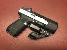 Crazy Eyes Holsters Glock G19, 23 Mod ll Iwb Kydex Holster Rmr Cut