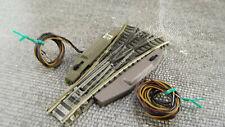 Fleischmann 9158 Elektromagnetische Dreiwegweiche  Spur N FL962 Gebraucht