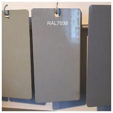 RAL 7038 Agate Gray Powder Coating Paint 1lb Bag NEW