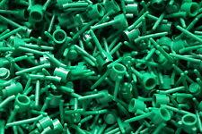 LEGO 20 x GREEN GRAS - PLANT FLOWER STEM PART No 3741