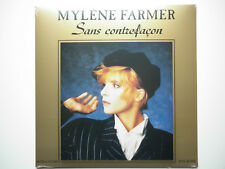 Mylene Farmer Maxi 45Tours vinyle Sans Contrefaçon réédition