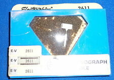 Electro Voice turntable Phonograph record player Needle 2611 Pickup needles