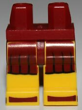 Lego Hips and Yellow Legs with Spartan Tunic and Sandals Pattern
