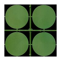 60mm Figure Bases - 8 Bases - Renedra RN60DIA -