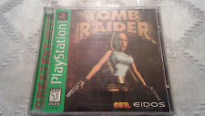 Tomb Raider for the PlayStation Complete!