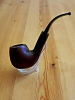 Large Full Bent Briar Pipe - German Hand Crafted Full Bent Briar Pipe - Cherry