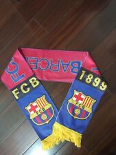 FC Barcelona Football club Soccer Neckerchief Scarf Fan Souvenir gift