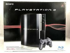 Sony PS3 PlayStation 3 40GB Console CECHH01 Empty Box ONLY