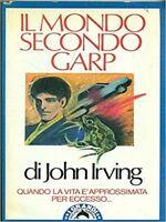 Il Mondo Secondo Garp,Irving, John  ,Bompiani,1988