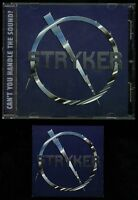 Stryker self titled CD 1985 Riot Saxon UFO Female fronted heavy metal private