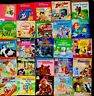 Disney SEE HEAR READ Children's Picture Books Lot Of 25 RARE TITLES! #2