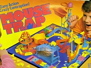 1986 Mouse Trap Board Game Replacement Parts Pieces - Buy Multiple and Save