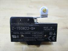 Omron Micro Switch Z 15gw22 B