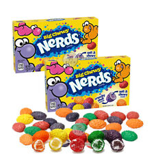 BIG CHEWY NERDS SOFT AND CHEWY CANDY BOX 120g (2 x BOXS)