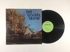 THE GOSPEL TRUTH S/T LP J.P. Recording Studios JP-47312 US VG++ Signed! 5C/A