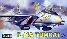 REVELL 1/48 F14A TOMCAT PLASTIC MODEL KIT RE855803