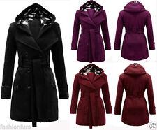Hip Length Polyester Button Patternless Waistcoats for Women