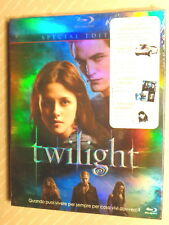 THE TWILIGHT SAGA  -  NEW MOON -  SPECIAL EDITION -  2 BLU RAY DISC 2010   NUOVO