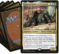 Black White GENERAL KUDRO Commander Deck | 100 Card | Magic the Gathering EDH