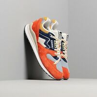 Karhu Synchron Suede Cross Country Ski Rooibos Tea Orange UK 8 US 9 Fusion Aria
