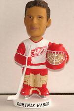 DOMINIK HASEK Detroit Red Wings White 2002 Bobble Dobbles Bobbing Head Figurine