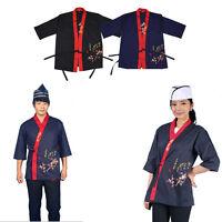 High Quality Chef Clothes Restaurant Shop Waitress Waiter Working Uniform New