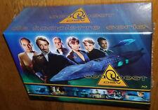 Seaquest Dsv Serie Completa Stagioni 1/2/3 Blu-Ray Cofanetto Nuovo e Sigillato