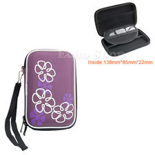 """2.5"""" EVA Hard Case Pouch For WD Elements Exclusive Portable External Hard Drive"""