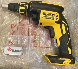 NEW DeWALT DCF620B 20V XR 5.0 Ah Brushless Drywall Screwgun Screwdriver  QIK SH
