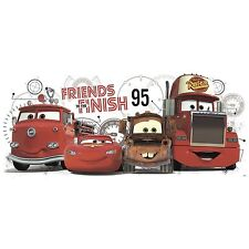Disney Cars Friends to the Finish Peel and Stick Mini Mural RMK2556GM