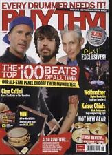 RHYTHM MAGAZINE - June 2007