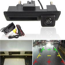 Kit Caméra de Recul RCA Pour VW GOLF JETTA TIGUAN RCD510 RNS315 RNS310 RNS510