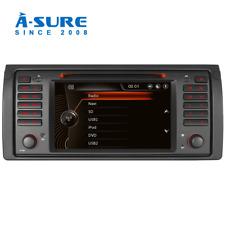 2020 Autoradio Für BMW E39 X5 DVD GPS Navi Navigation CD RDS USB DAB+ Lenkrad