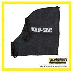 ECHO VAC SAC - GENUINE REPLACEMENT COLLECTION BAG VS2100  EV119 EXPRESS POST