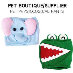 1PCS Washable Dog Physiological Shorts Underwear Pants Puppy Belly Band Wrap