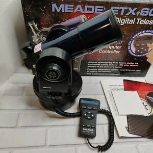 Meade ETX-60AT Digital Telescope with AutoStar Computer Controller