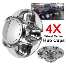 "For 1997-2003 Ford F150 F-150 7"" Chrome Hub Wheel Center Caps Covers 4Pcs/Set"