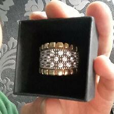 Mens heavy gold ring 23G