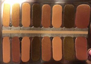 Color Nail Polish Strips, 16ct. Fall Beauty PLEASE READ DESCRIPTION BELOW